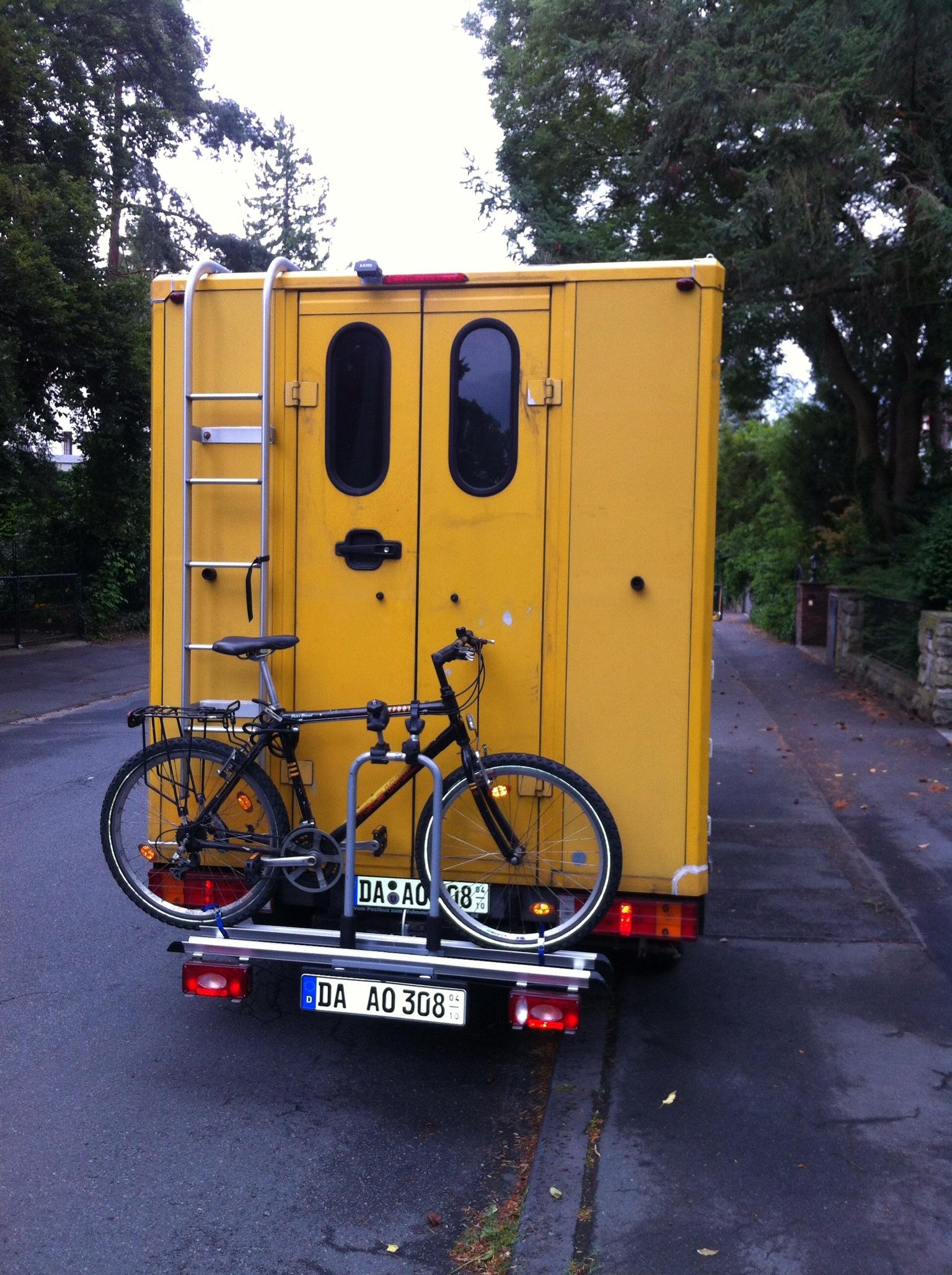 fahrradst nder selber bauen swalif. Black Bedroom Furniture Sets. Home Design Ideas