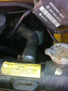 Kraftstofffilter - 1
