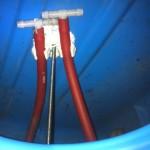 Abwassertank Entlüftung